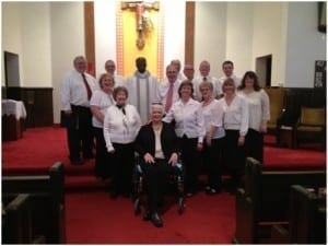 Music Ministry Group Photo